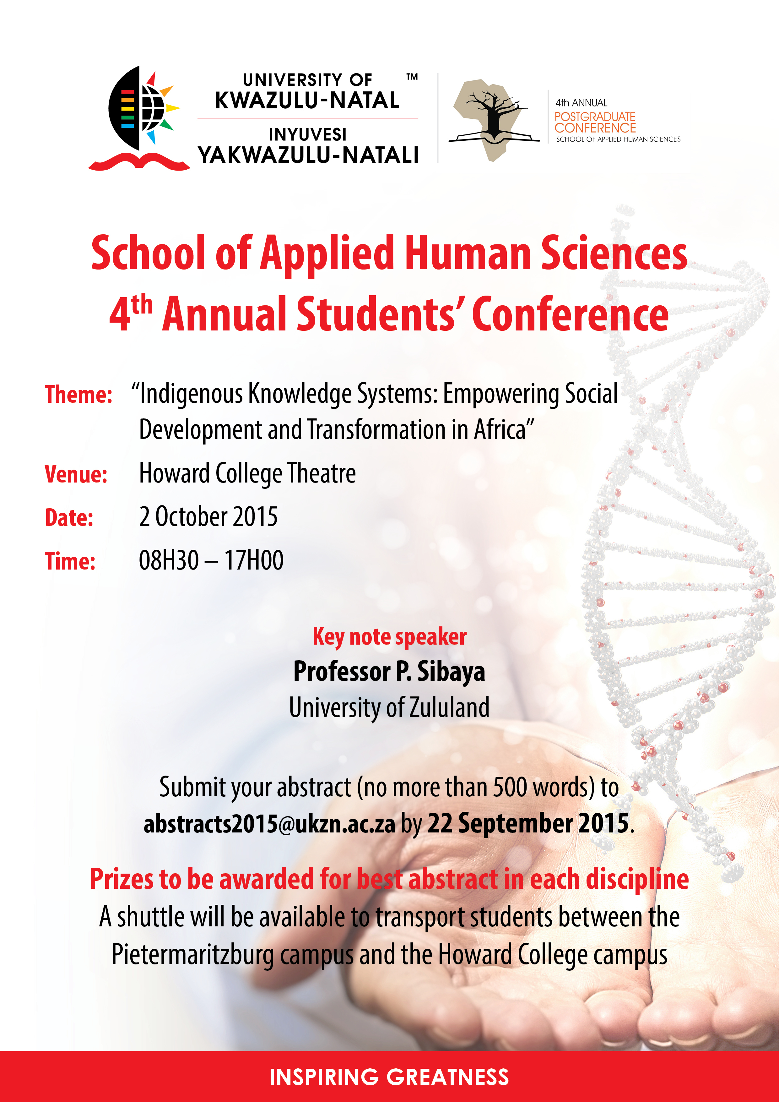 4th Annual Students Conference
