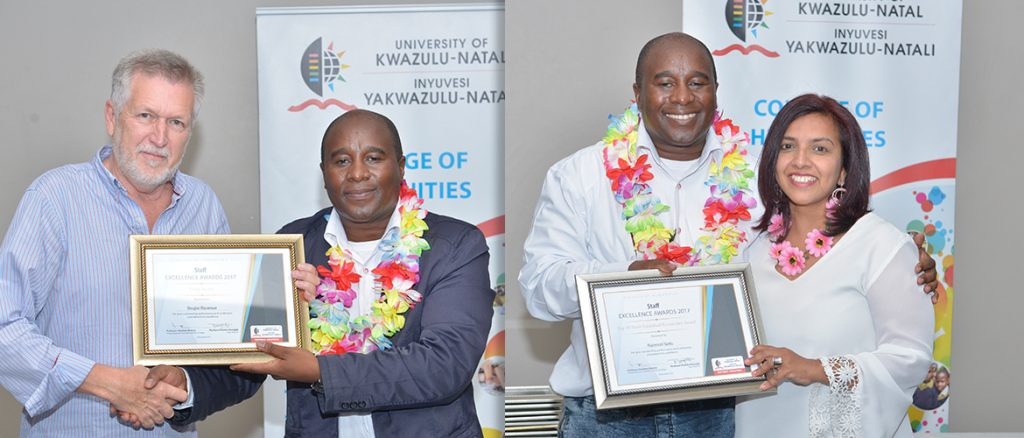 College of Humanities Celebrates Staff Excellence