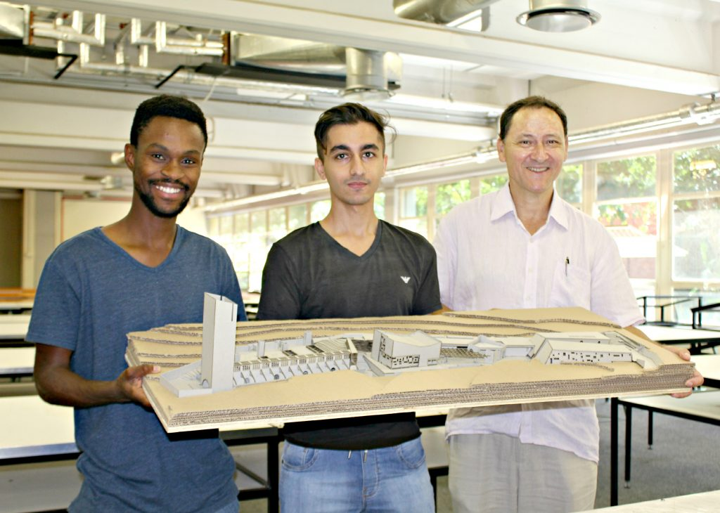 Architecture Students Win at Regional Corobrik Awards Event