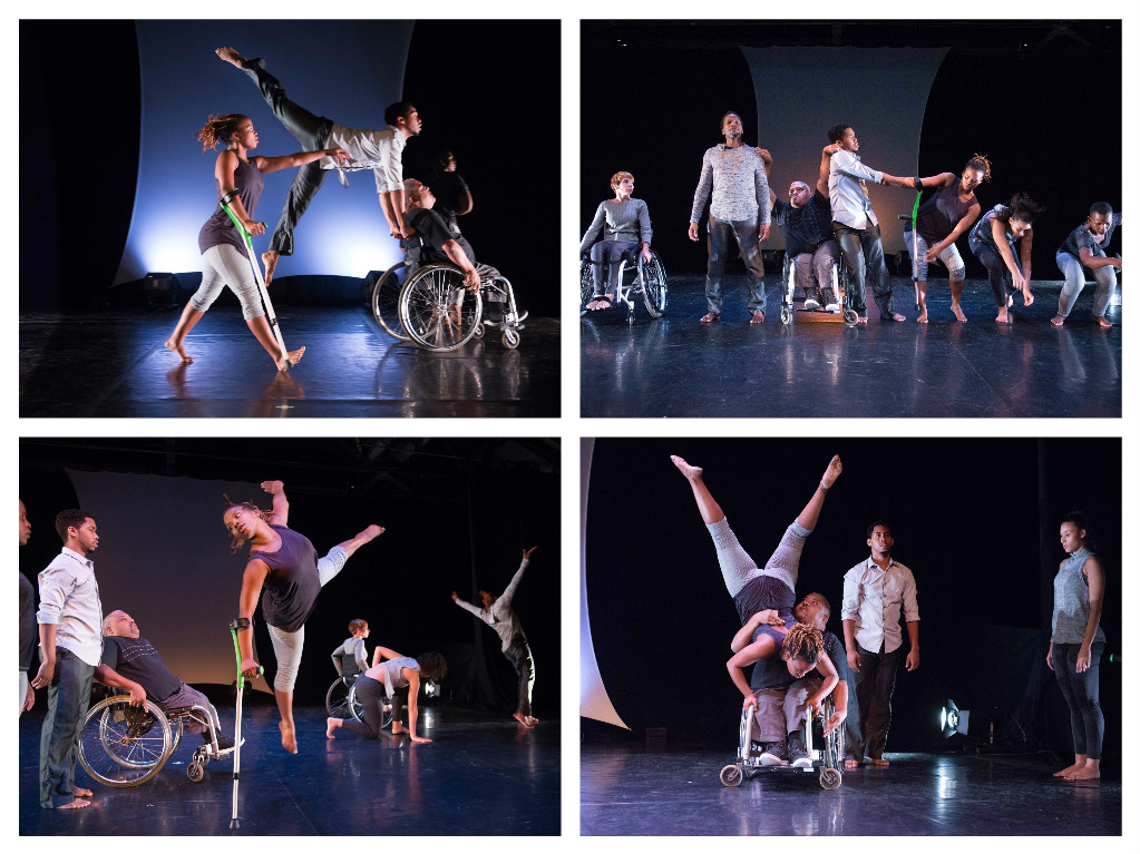 Drama & Performance Studies hosts Swiss choreographer for dance, diversity and disability