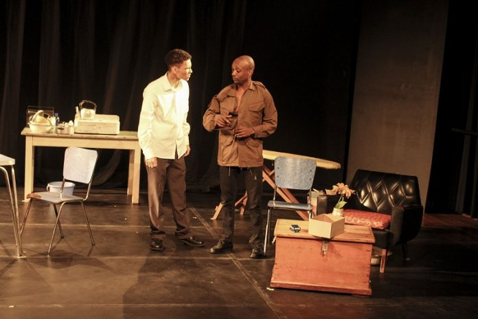 UKZN Drama Students in Action at National Arts Festival