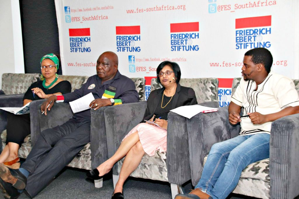 Political Parties Debate Foreign Policy
