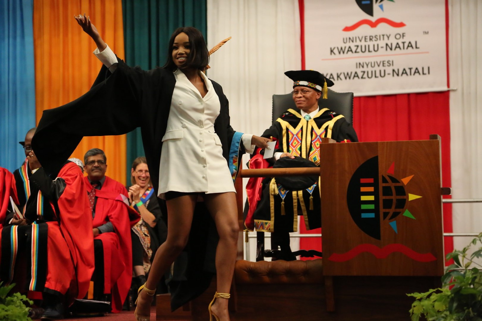 Proud to be a UKZN graduate