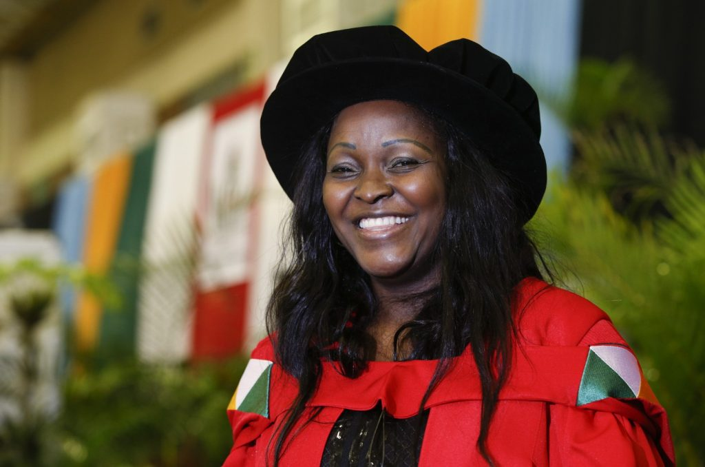 Inspiring Journey of student to graduate with PhD in Political Science
