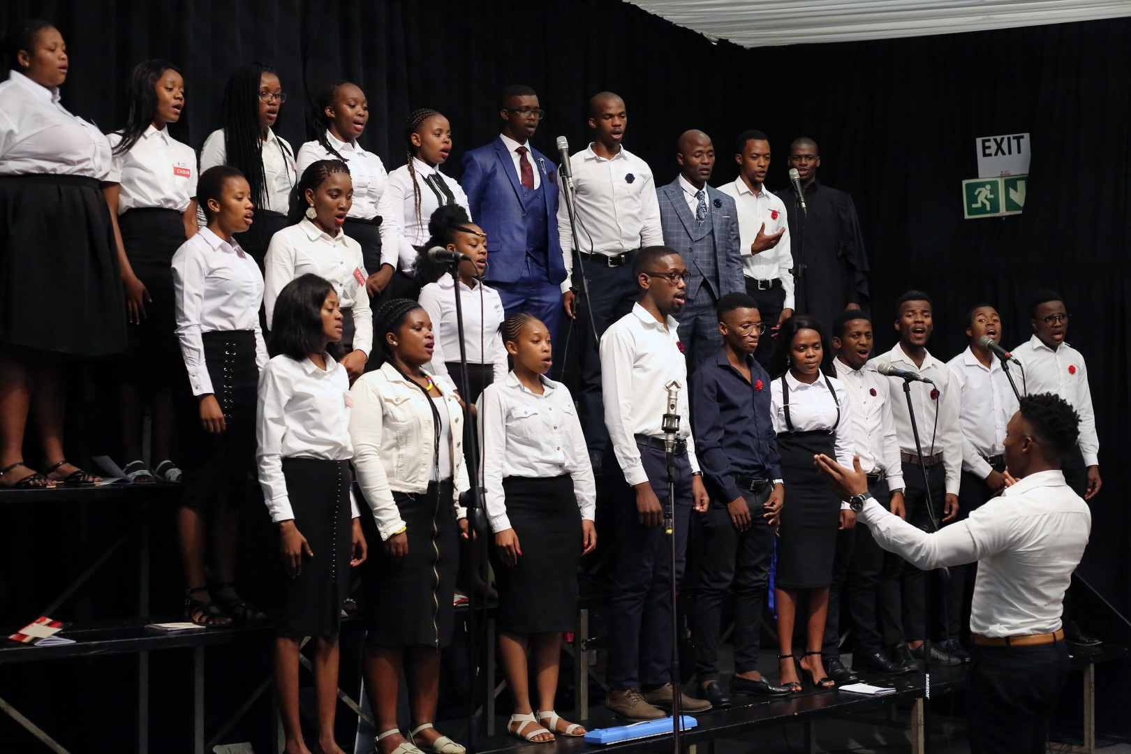 The UKZN PMB choir belts out its best