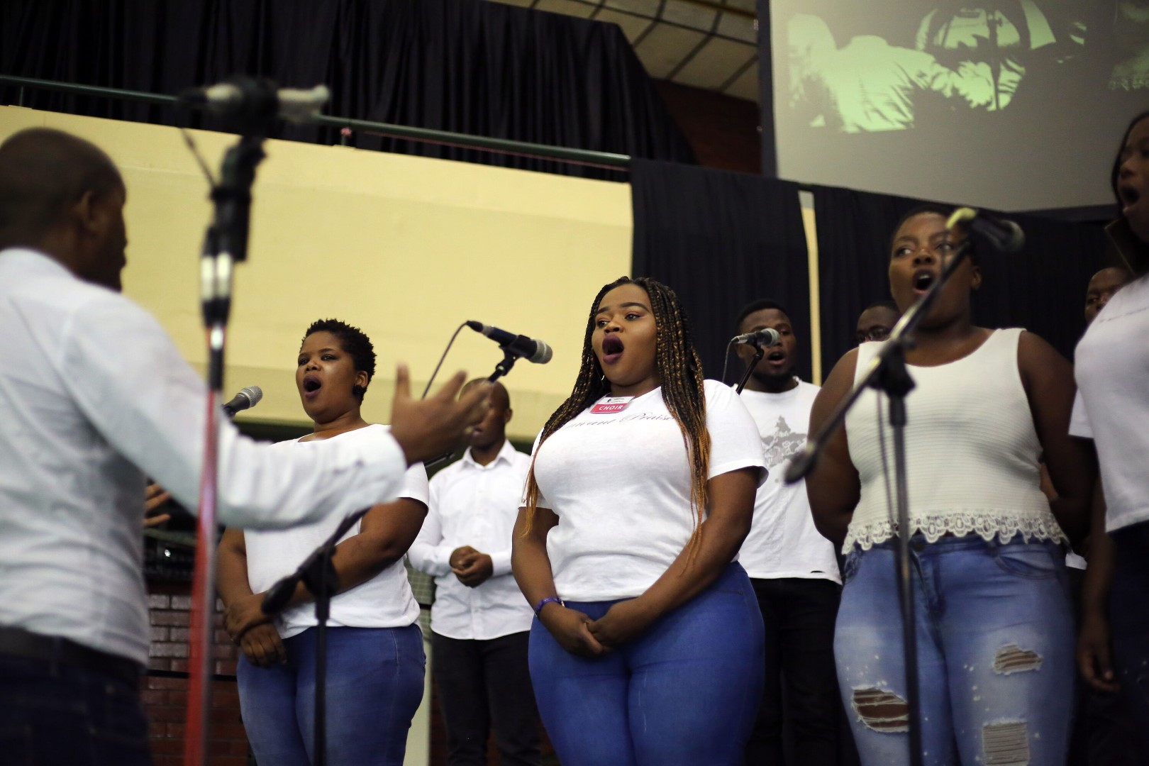 The UKZN choir at its best
