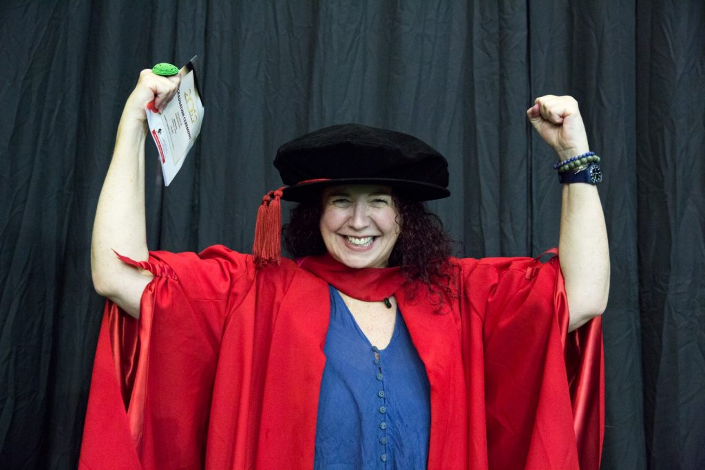 UKZN Dance Lecturer graduates with PhD