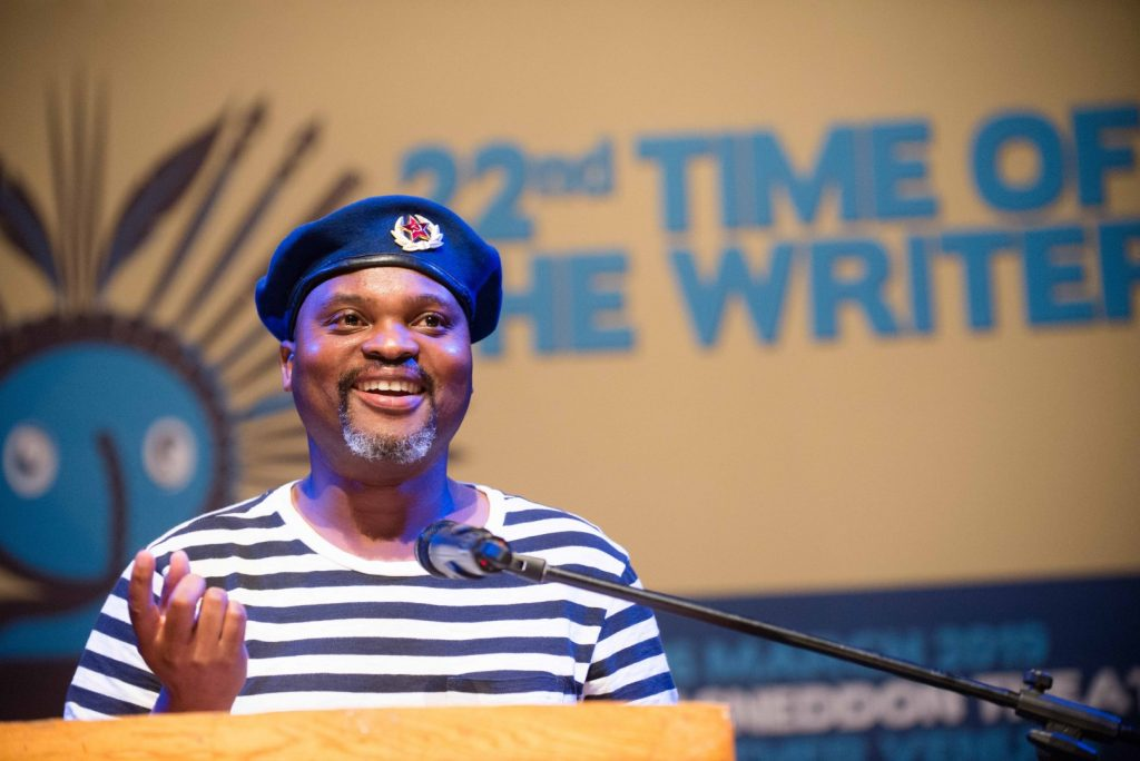SA Writer Completes First Artist-in-Residency Stint at School of Arts