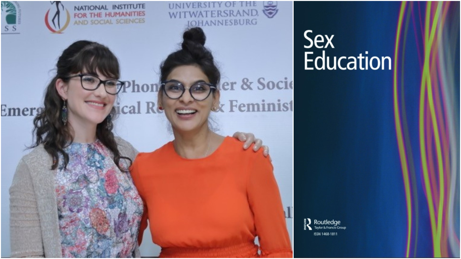 UKZN Academic co-edits special issue of Sex Education Journal