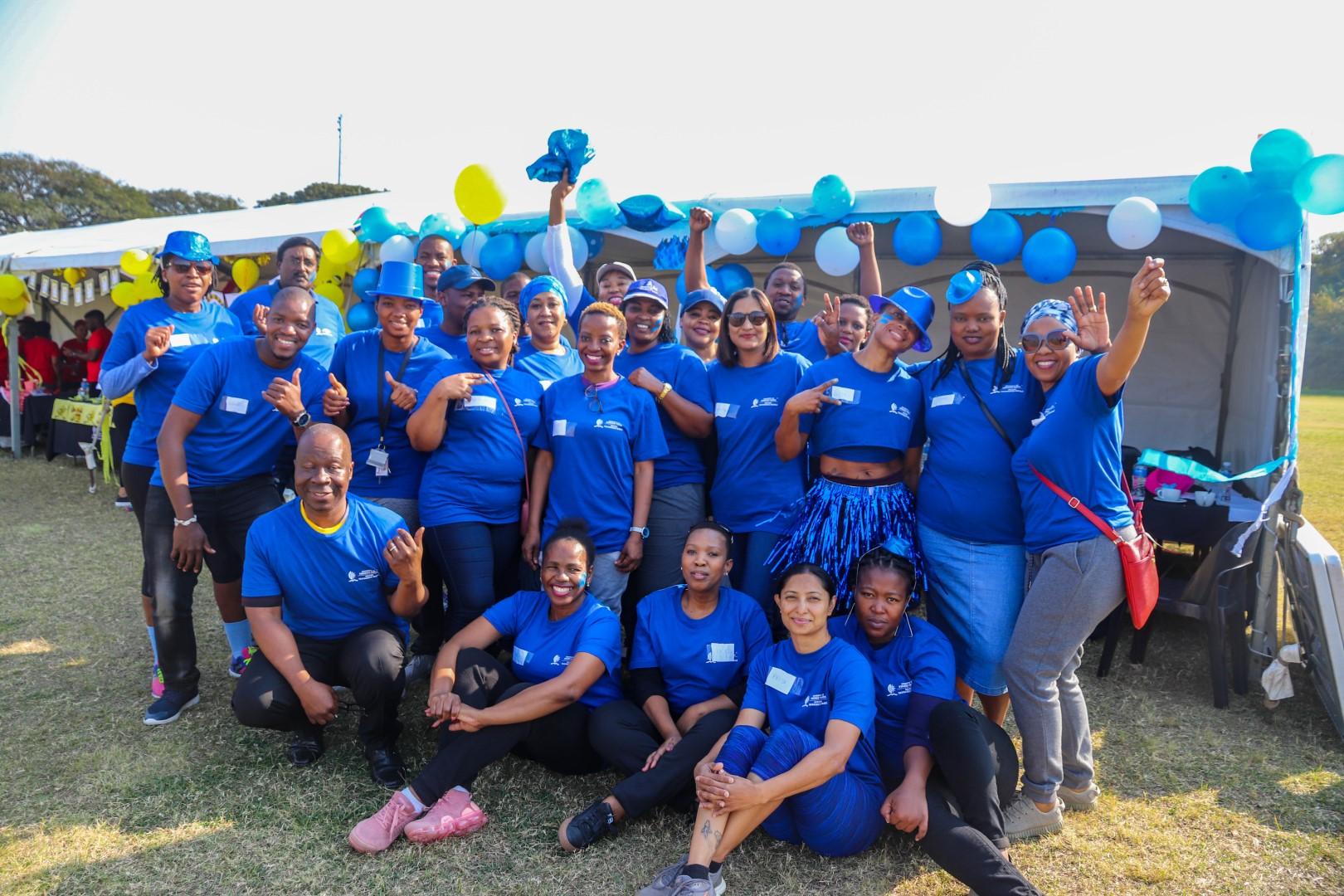 Blue Fire Team