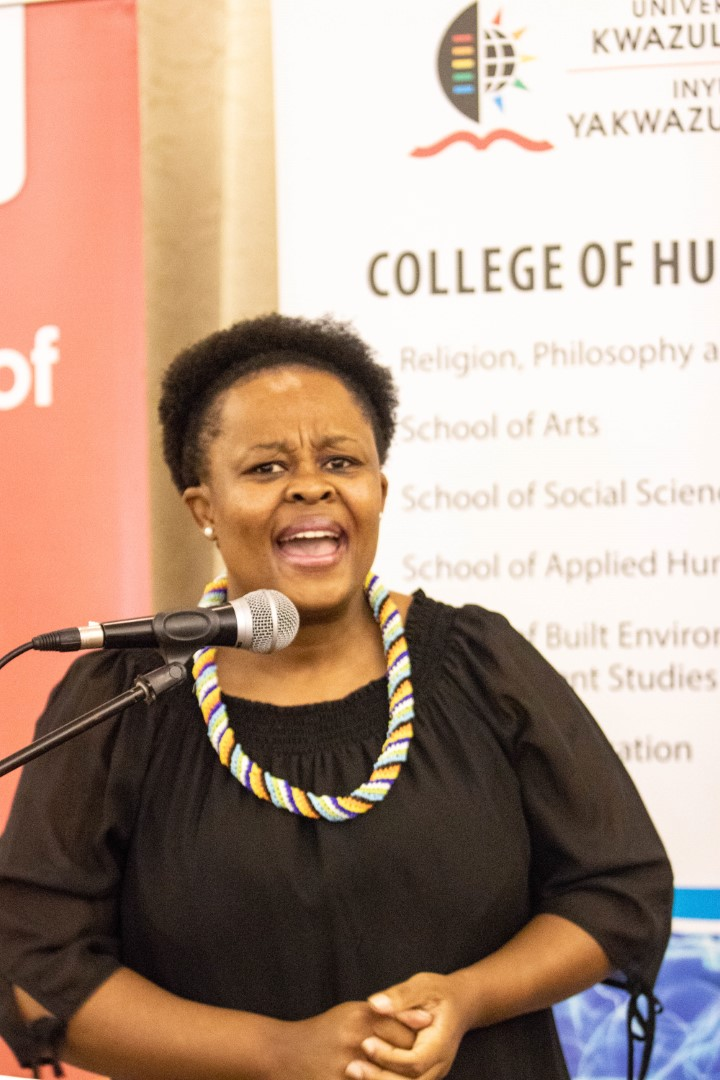 Social Work academic Dr Boitumelo Seepamore talks about her PhD journey