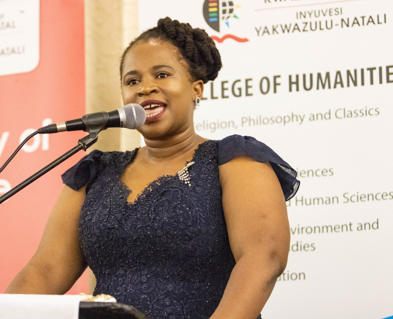 Social Work lecturer Dr Nolwazi Ngcobo talks about her PhD journey