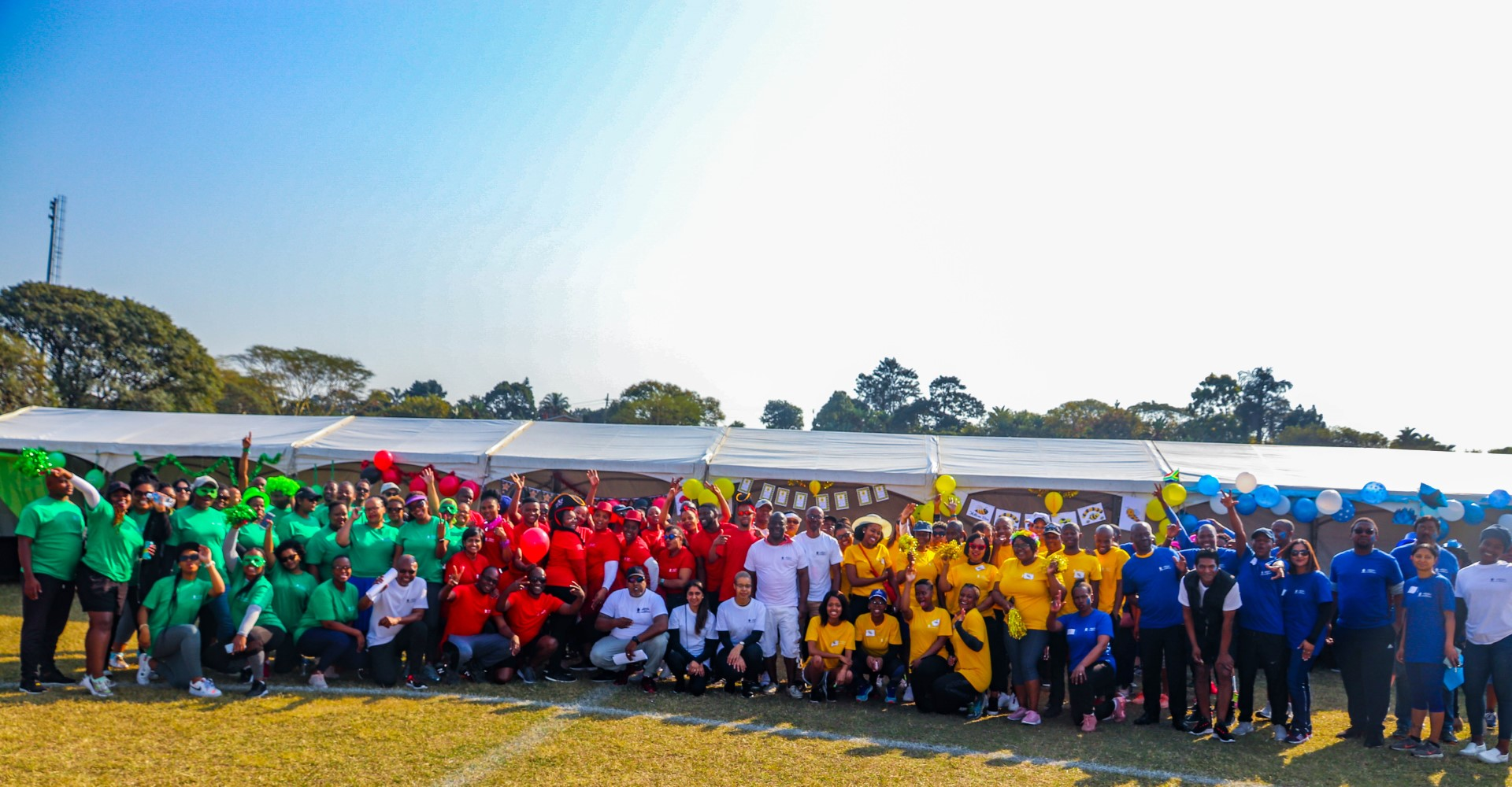 The College of Humanities Sports Day