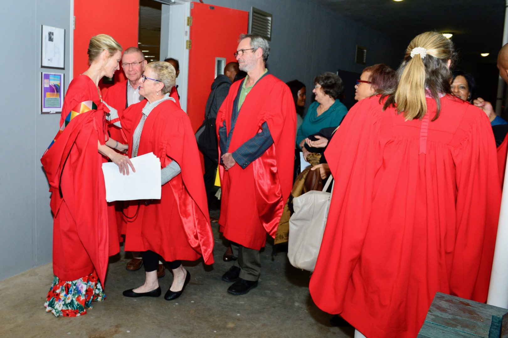 UKZN academics congratulate Prof Pithouse Morgan on entering the professoriate