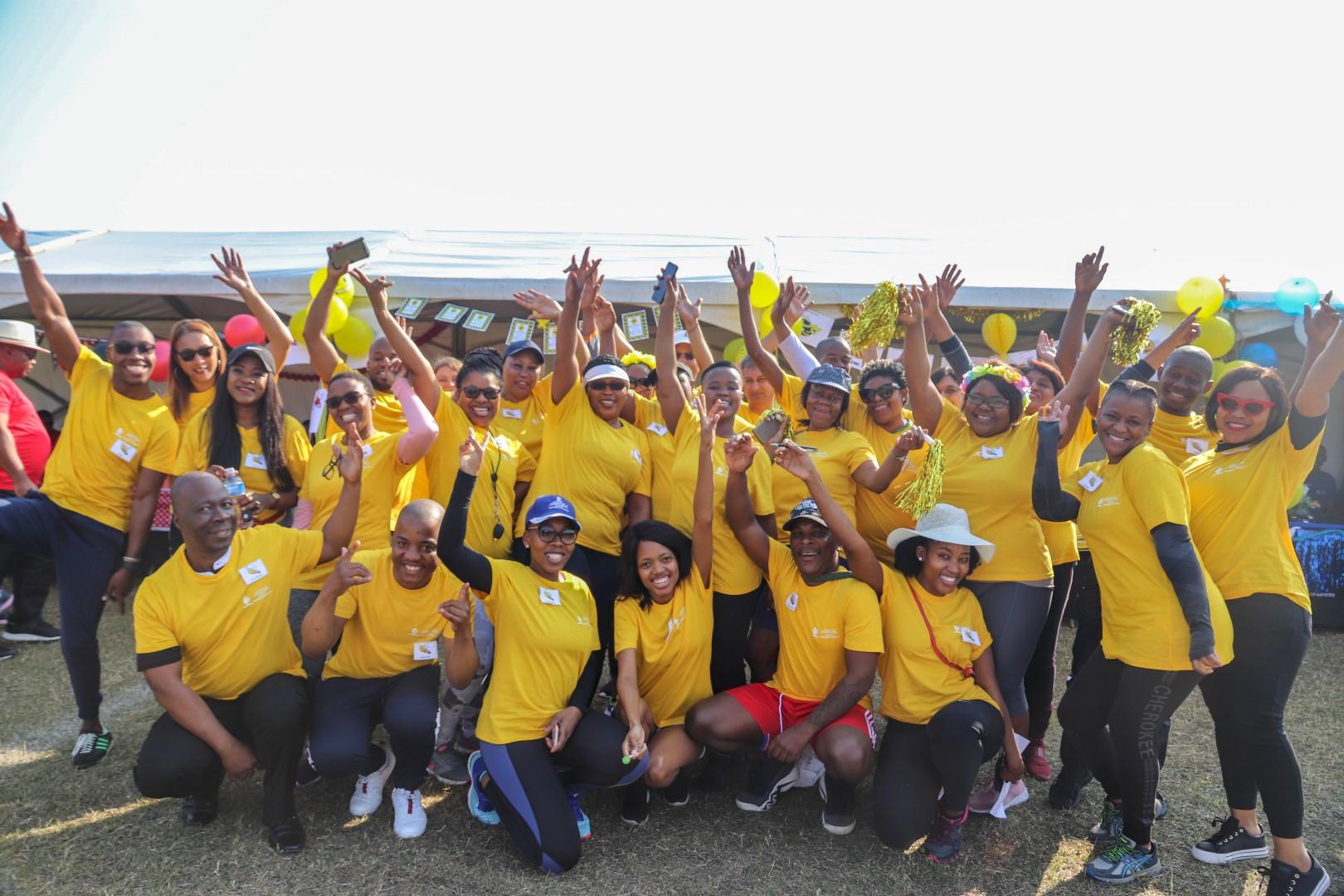 Yellow Bees Team