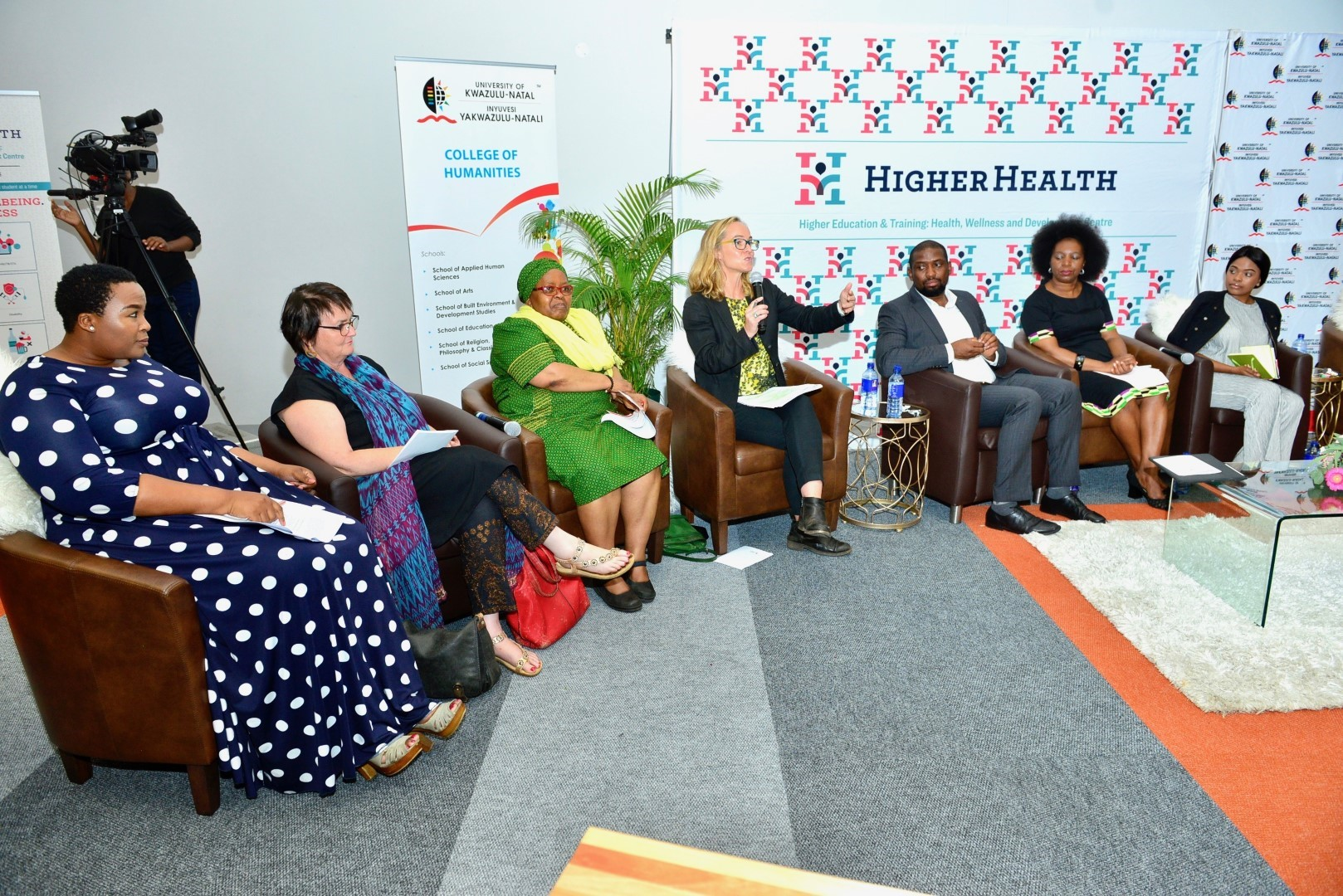 Highlights from the Gender-Based Violence dialogue.