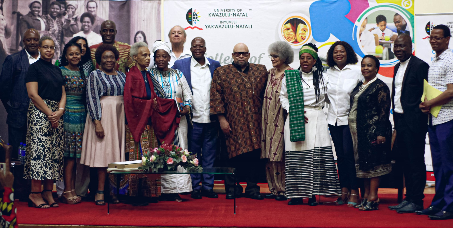 Highlights from the inaugural Mazisi Kunene lecture delivered by activist/scholar Dr Maulana Karenga.