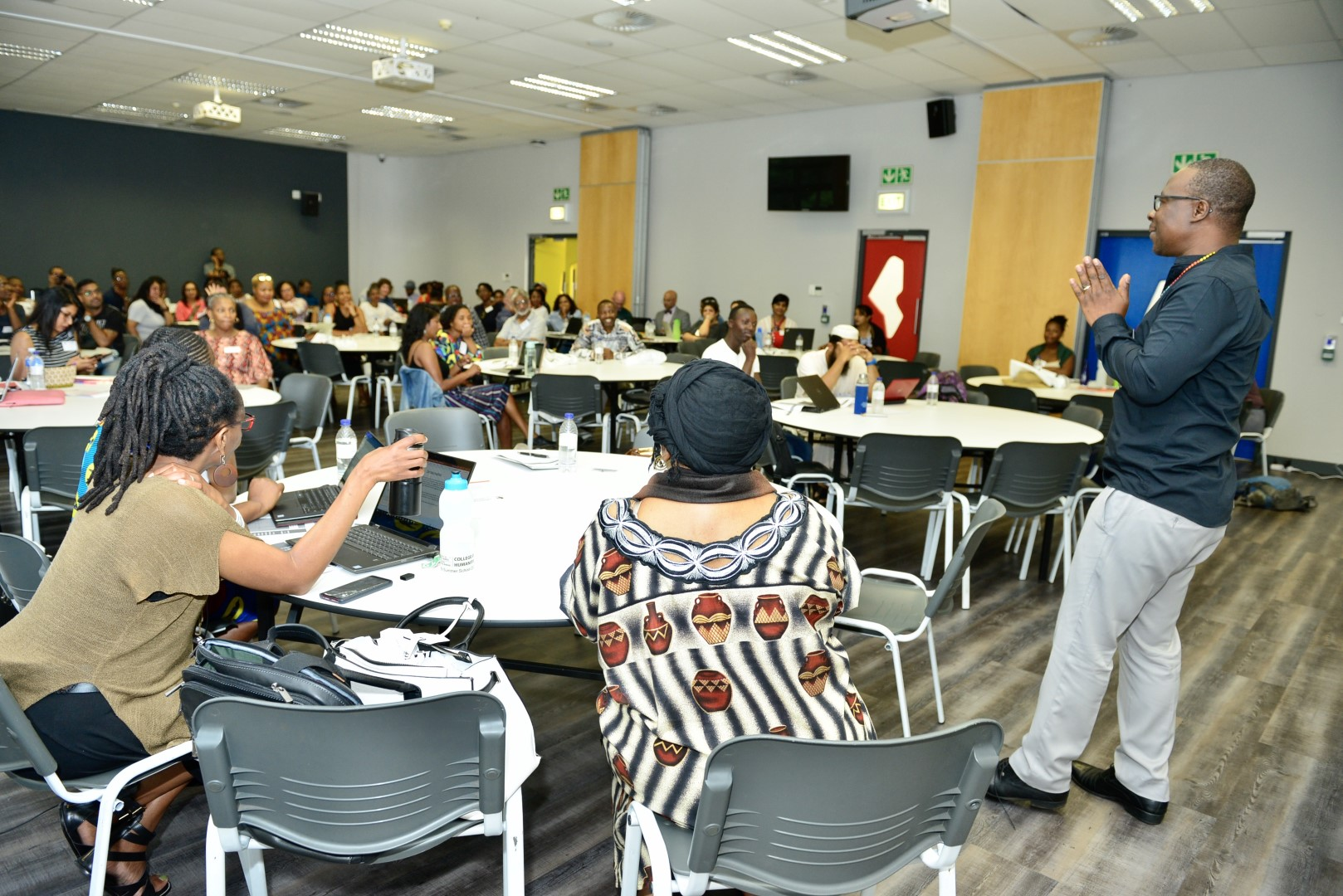 Highlights from the Summer School hosted by the College of Humanities.