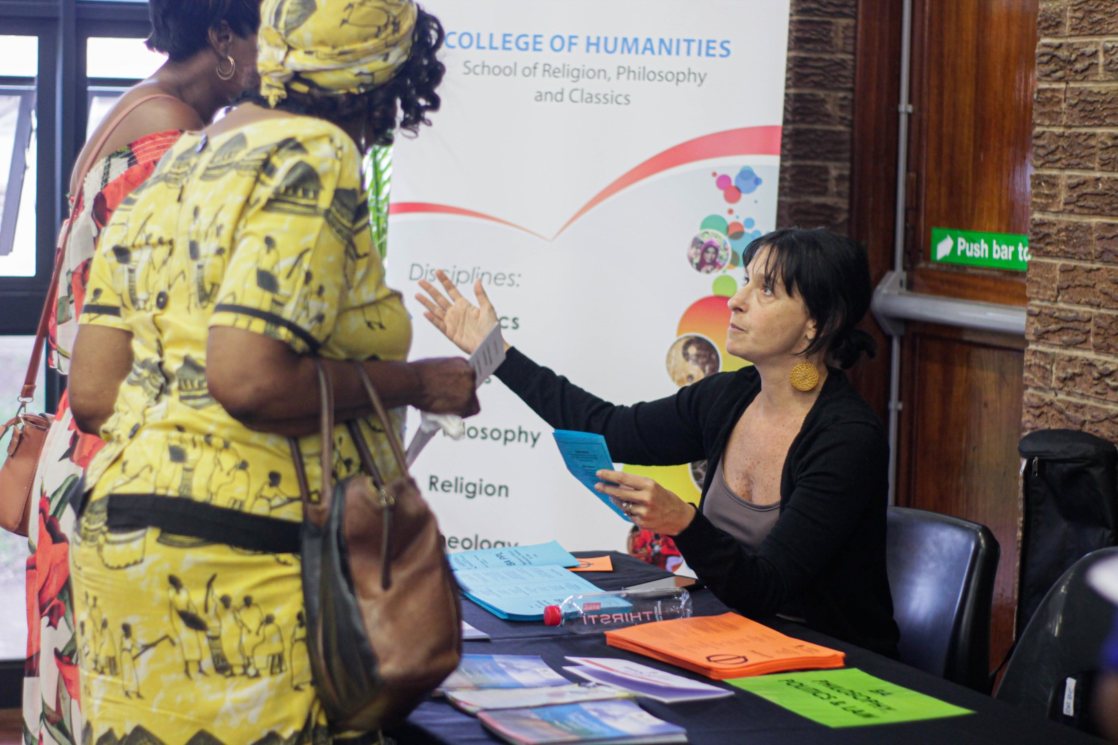 Highlights from the College of Humanities Parents Day and Orientation.