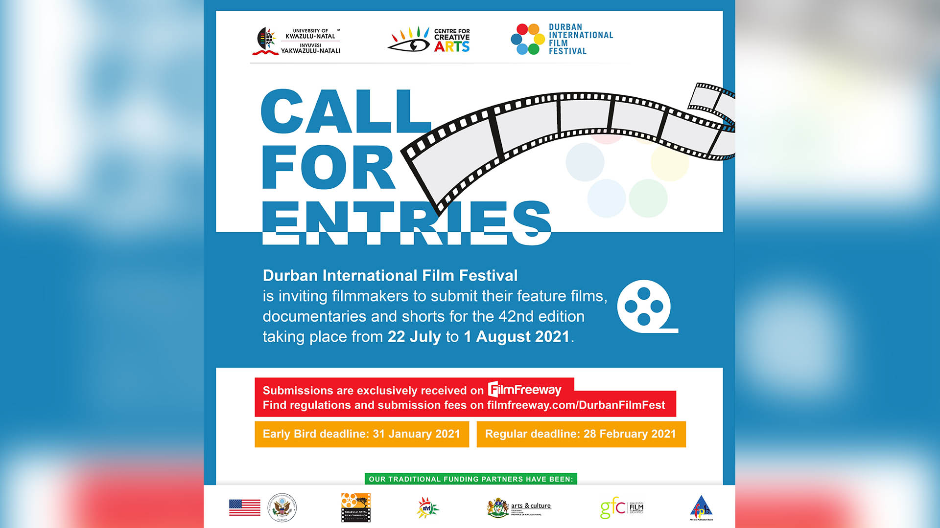 Call for DIFF Submissions.